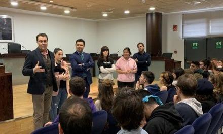 """Programa europeo """"Making music, helping people"""" 2020 en San Javier"""