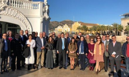 Un nuevo distintivo para reconocer a los 'puertos sostenibles' en el Mar Menor