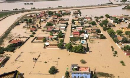 Pedro Sánchez destina 15 millones para reparar los daños de la DANA de 2019 en la Región de Murcia