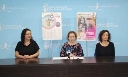 Día Internacional de la Mujer 2020 en San Pedro del Pinatar