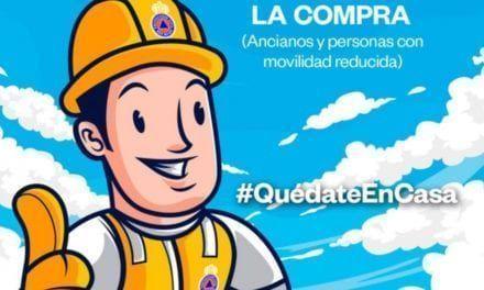 El Ayuntamiento de San Javier pone en marcha un servicio de abastecimiento a domicilio de productos de primera necesidad para personas en con problemas por el aislamiento