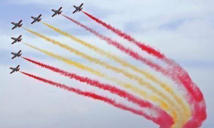 La Patrulla Águila mantendrá sus apariciones en eventos públicos mientras entrena a un nuevo Aguila 5 'Solo'