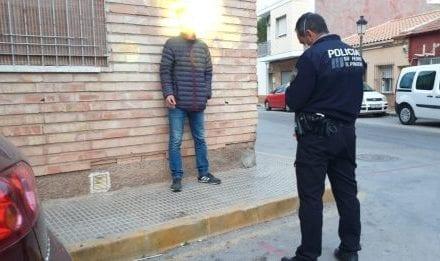 La Policía Local de San Pedro del Pinatar multa a 7 personas por incumplir el Estado de Alarma