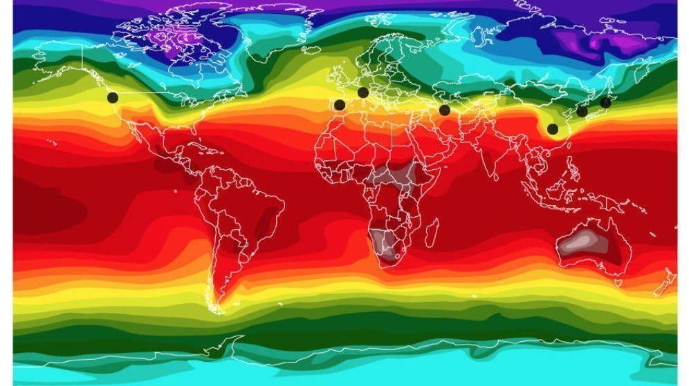 ¿Puede la subida de temperaturas de la primavera acabar con el coronavirus?