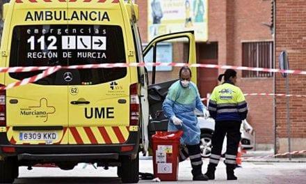 Nueve casos de coronavirus en la Región de Murcia