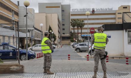 Policía naval ayuda a los cuerpos de seguridad a intensificar los controles