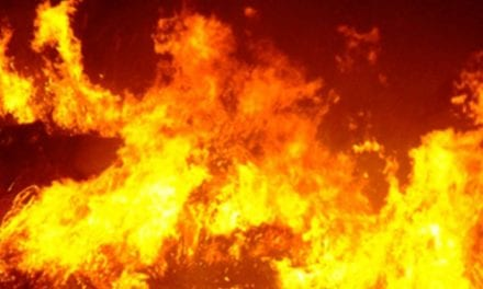 Tras el incendio de una vivienda en Torre Pacheco, una mujer de 45 años resulta con quemaduras