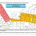 PLANIFICACIÓN INICIO LIMPIEZA DE CHOQUE TRAS EPISODIO INUNDACIONES 24/03/2020