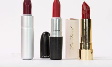 La OCU nos advierte que hay  presencia de sustancias tóxicas en pintalabios de Kiko, Mac y Too Faced
