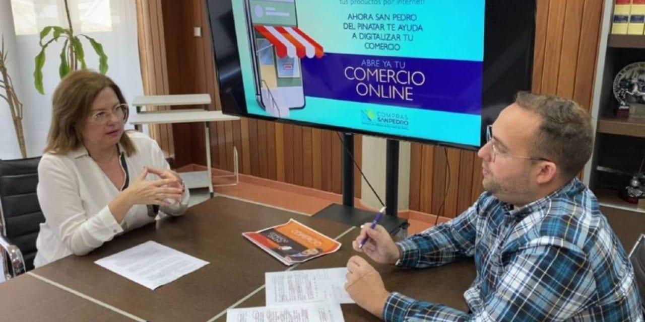 Se crea una plataforma de compra y venta online para el comercio local  por el Ayuntamiento de San Pedro del Pinatar