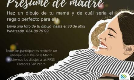 """La campaña """"Presume de madre"""" invita a los niños a que dibujen cuál sería el regalo perfecto para ella"""