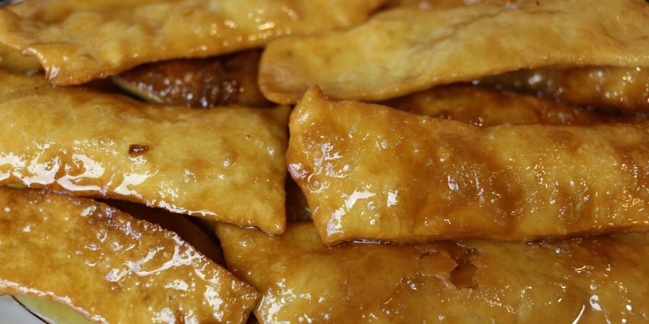 Recetas de hojuelas con miel