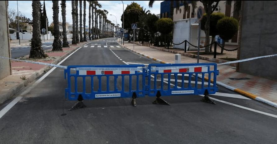 Policía Local de Los Alcázares blinda el municipio