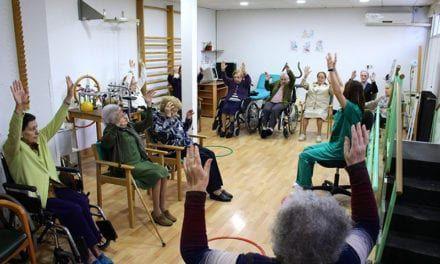 Para animar a los ancianos de las residencias se crea una campaña