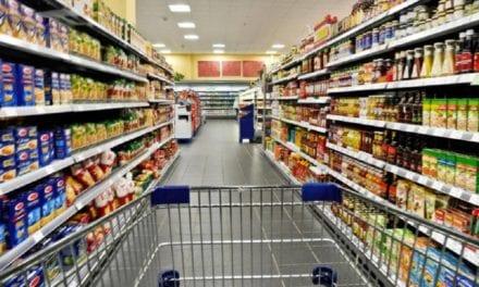 Como se expande el coronavirus en un supermercado. Mira el video.