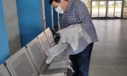 Alumnos sin recursos de Los Alcázares son ayudados por el ayuntamiento  facilitándoles este  la impresión de tareas escolares