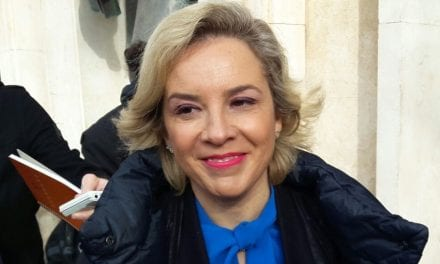 El juez procesa a Adela Martínez-Cachá por la construcción de la tubería de la marina del Mar Menor