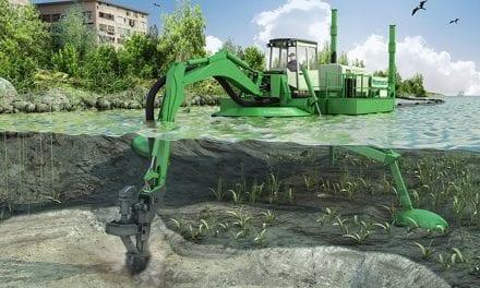 El Ministerio de Transición Ecológica dice ahora que no ha limpiado los fangos porque no dispone del coste económico de la araña finlandesa