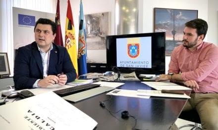 El Ayuntamiento de San Javier abre un servicio técnico para facilitar y garantizar la máxima seguridad en la apertura de terrazas durante la Fase 1