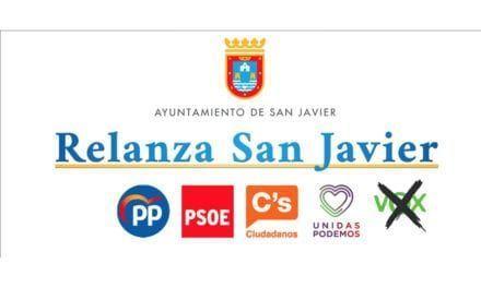 Plan Relanza San Javier 2020