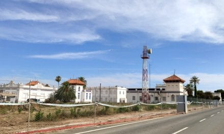 El Ayuntamiento de Los Alcázares logra la construcción de un canal perimetral en la Base Militar para la canalización del agua