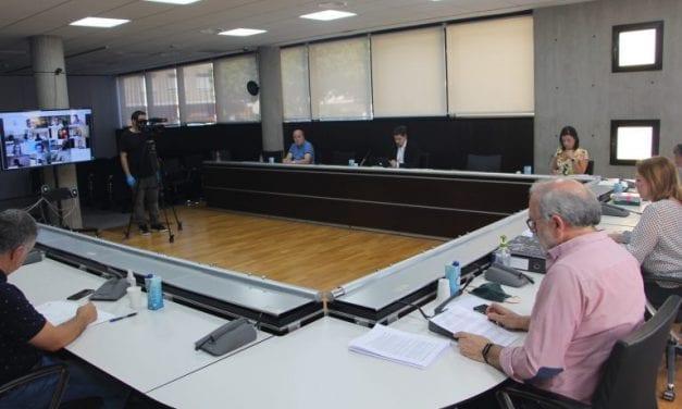 """El Pleno del ayuntamiento dota económicamente y avanza en las medidas del plan económico y social """"Reactivemos San Pedro"""""""