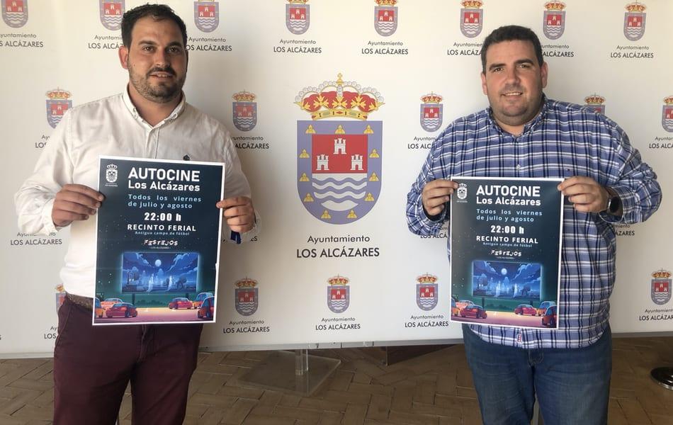 El ayuntamiento de Los Alcázares presenta una programación de autocine en la nueva normalidad