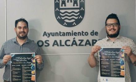 """El segundo ciclo de cine """"Estrellas bajo las estrellas"""" en Los Alcázares"""
