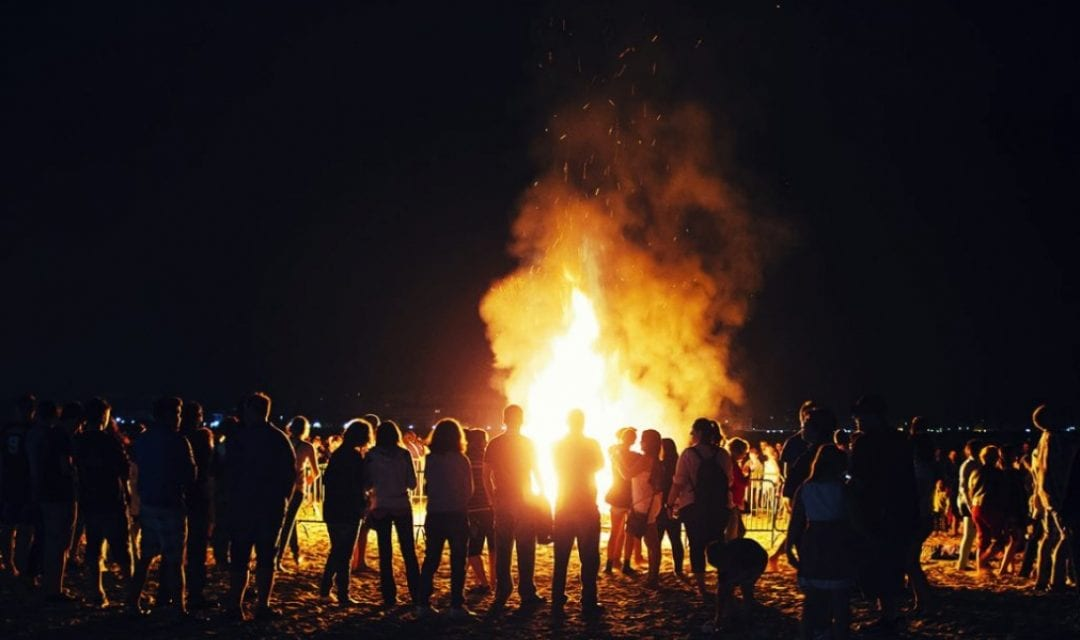 San Javier suspende la celebración de las hogueras de la noche de San Juan 2020