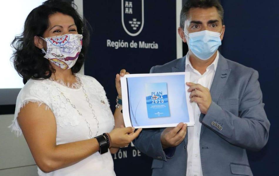 Una aplicación ofrecerá información sobre el estado de las playas de la Región de Murcia