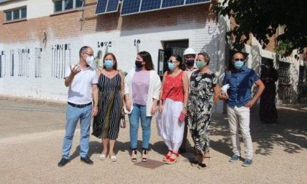 Comienzan las obras para retirar el amianto del IES Manuel Tárraga Escribano de San Pedro del Pinatar