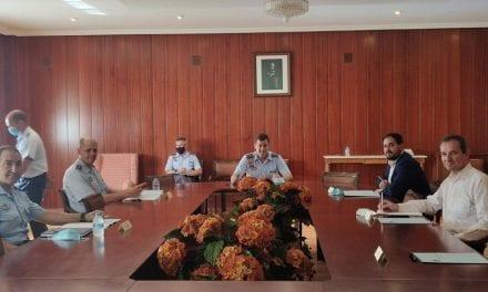 Comienzan los trámites administrativos para el uso de instalaciones de la Base Militar de Los Alcázares