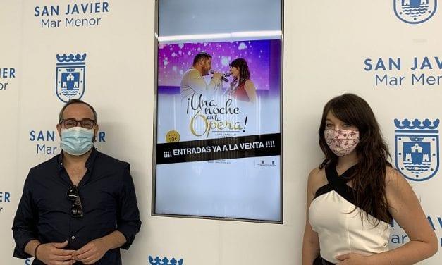 """El Trío a Piacere estrena """"Una noche en la Ópera"""" los días 13 y 14 de agosto 2020 en Santiago de la Ribera"""