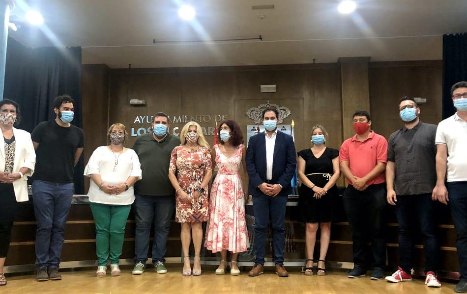 El ayuntamiento de Los Alcázares aprueba la solicitud de la iniciativa legislativa para dotar de personalidad jurídica al Mar Menor