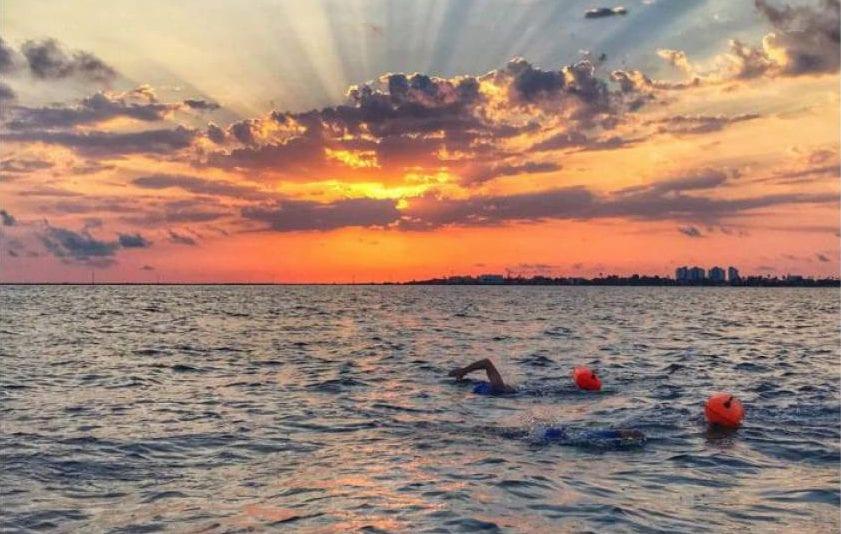 Ironman en el Mar Menor