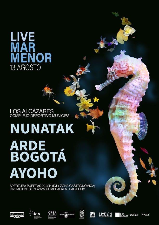 Live Mar menor 2020 Los Alcázares