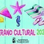 Programación cultural verano 2020 en San Pedro del Pinatar