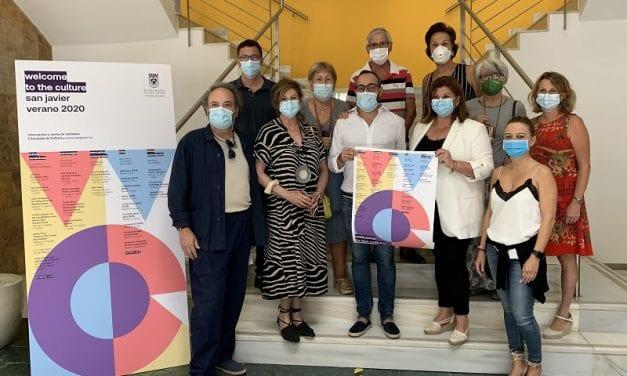 Un programa cultural alternativo de verano 2020 en San Javier