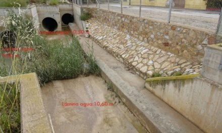Una obra en el canal D-7 se suma a los proyectos en marcha para evitar futuras inundaciones en Los Alcázares