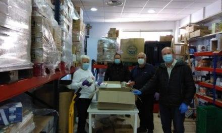 San Pedro del Pinatar aprueba la subvención de la Cesta Solidaria por importe de 48.230 euros