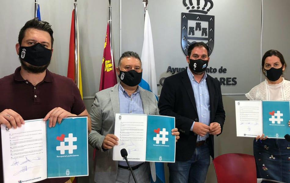 Ayuntamiento de Los Alcázares aprueba más de 80 medidas para la recuperación social y económica del municipio