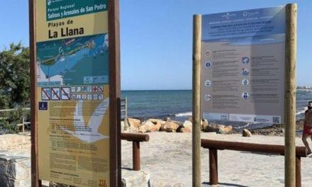 Las playas de San Pedro del Pinatar consiguen la certificación del cumplimiento de las normas contra el COVID-19
