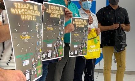 Terapia de Desconexión Digital con apoyo a los comercios locales de San Javier