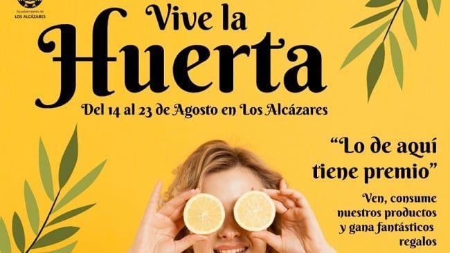 'Vive la Huerta', un nuevo empujón al comercio local de Los Alcázares