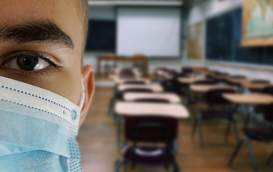 326 alumnos y profesores están en aislamiento por COVID-19 en la Región de Murcia