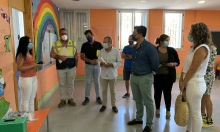 El Ayuntamiento de San Javier invierte 30 000 euros para dar solución al problema de humedades del PAI de Santiago de la Ribera