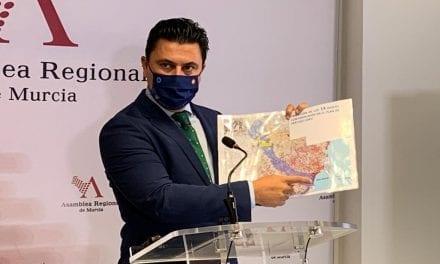 El alcalde de San Javier ofrece financiación municipal para la construcción de los diques de contención en la rambla de Cobatillas