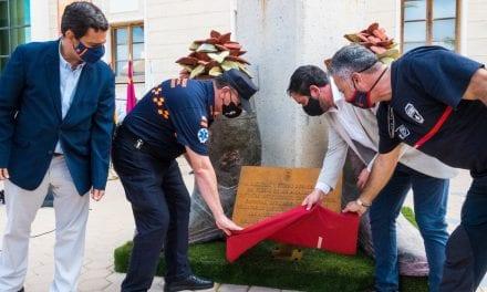 Los Alcázares homenajea a instituciones, empresas, y voluntarios en el aniversario de las inundaciones más graves de la historia del municipio