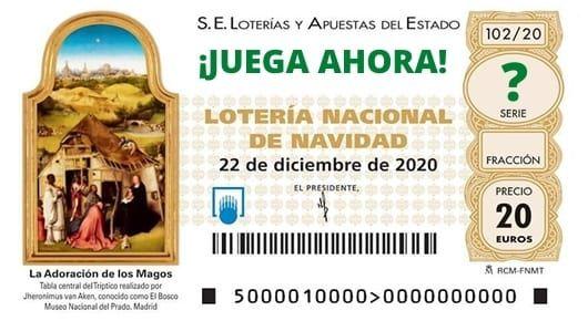 Cómo comprar Lotería de Navidad online 2020