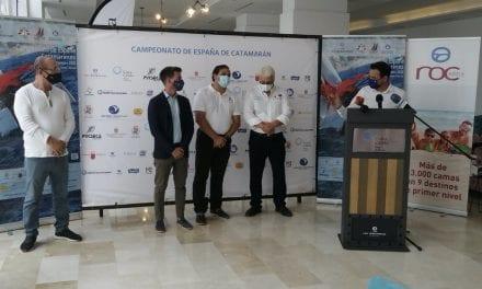 La Manga del Mar Menor acoge el Campeonato de España de Catamarán que se celebrará del 24 al 27 de septiembre 2020